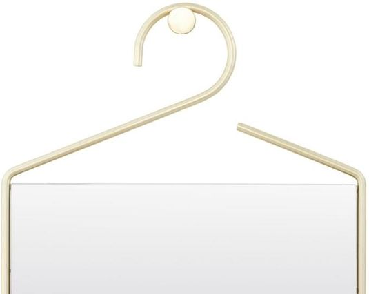 House Doctor Spiegel : House doctor spiegel hang goud h cm designwohnen